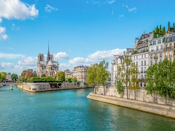 selection of luxury properties in paris